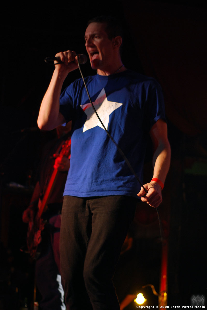 Jeff Pezzati - Singing on Stage