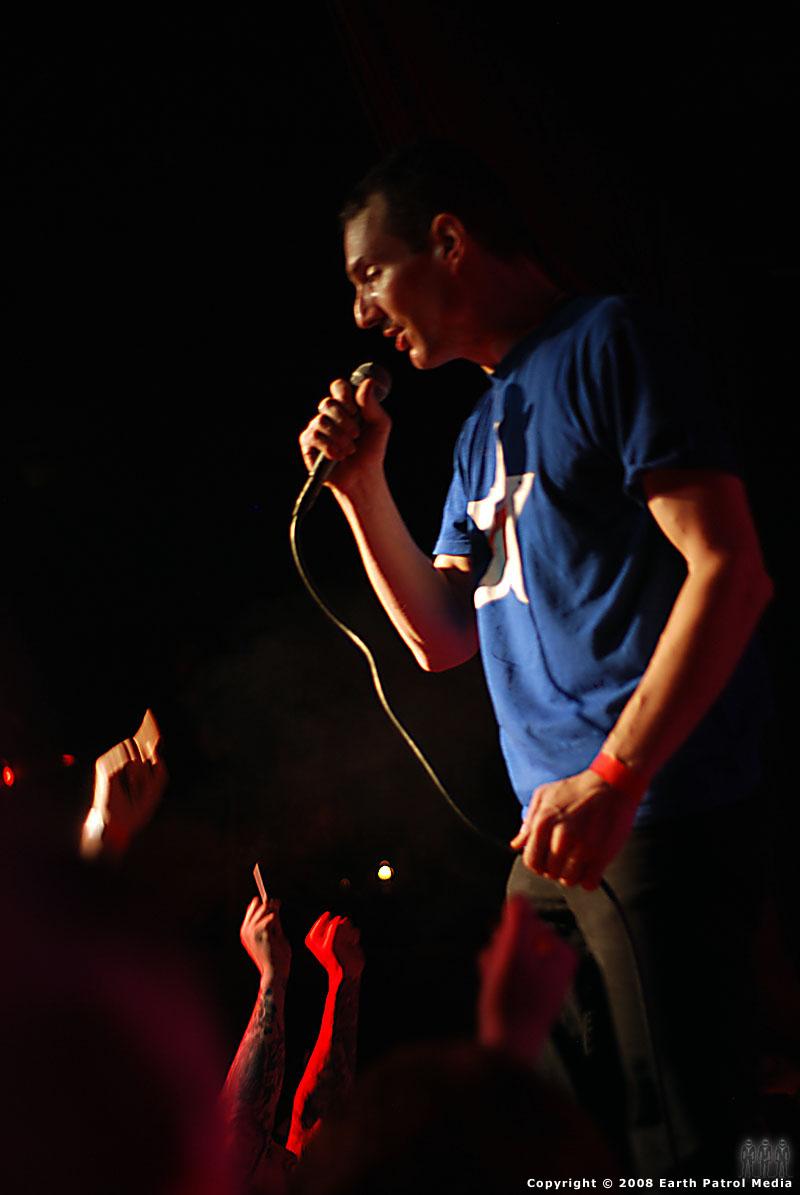 Jeff Pezzati - Standing over Crowd