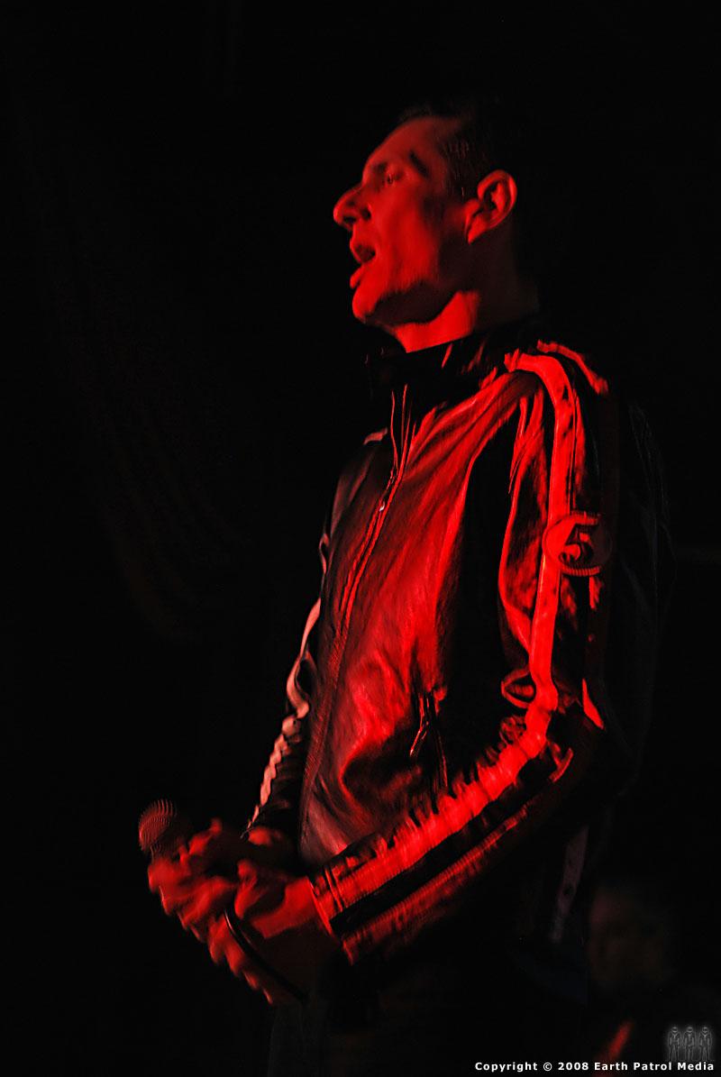 Jeff Pezzati - Grasping Microphone