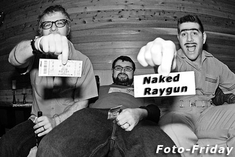 Naked Raygun - Portland, OR