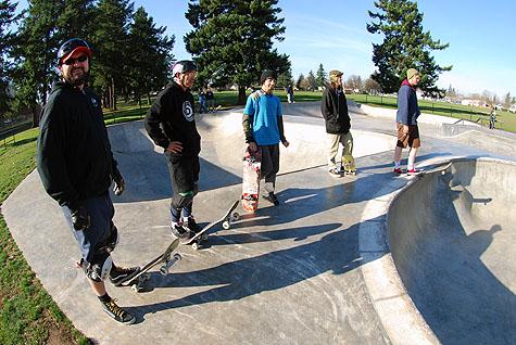 Skate Everything Buy Nothing - Glenhaven