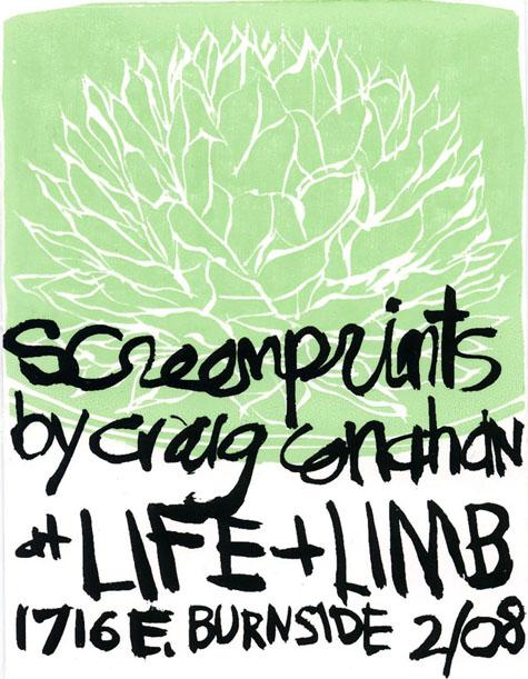 Craig Conahan @ LIFE + LIMB