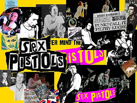 Sex Pistols - YouTube Tuesday February 19, 2008