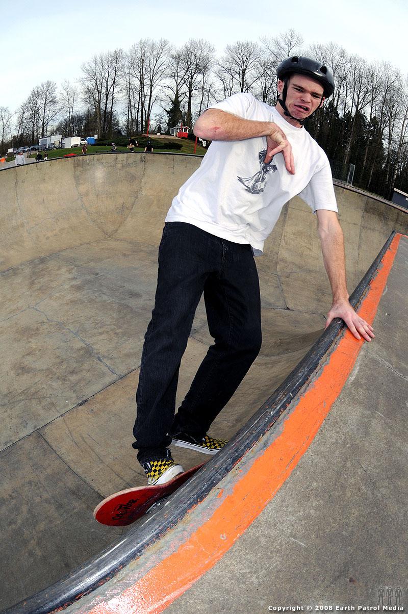 Shane - Dork J-Slide @ Newberg