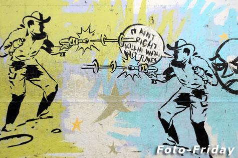 Wall Art @ DOS