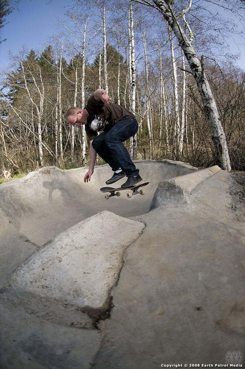 Marek - Diving in Mini-Bowl