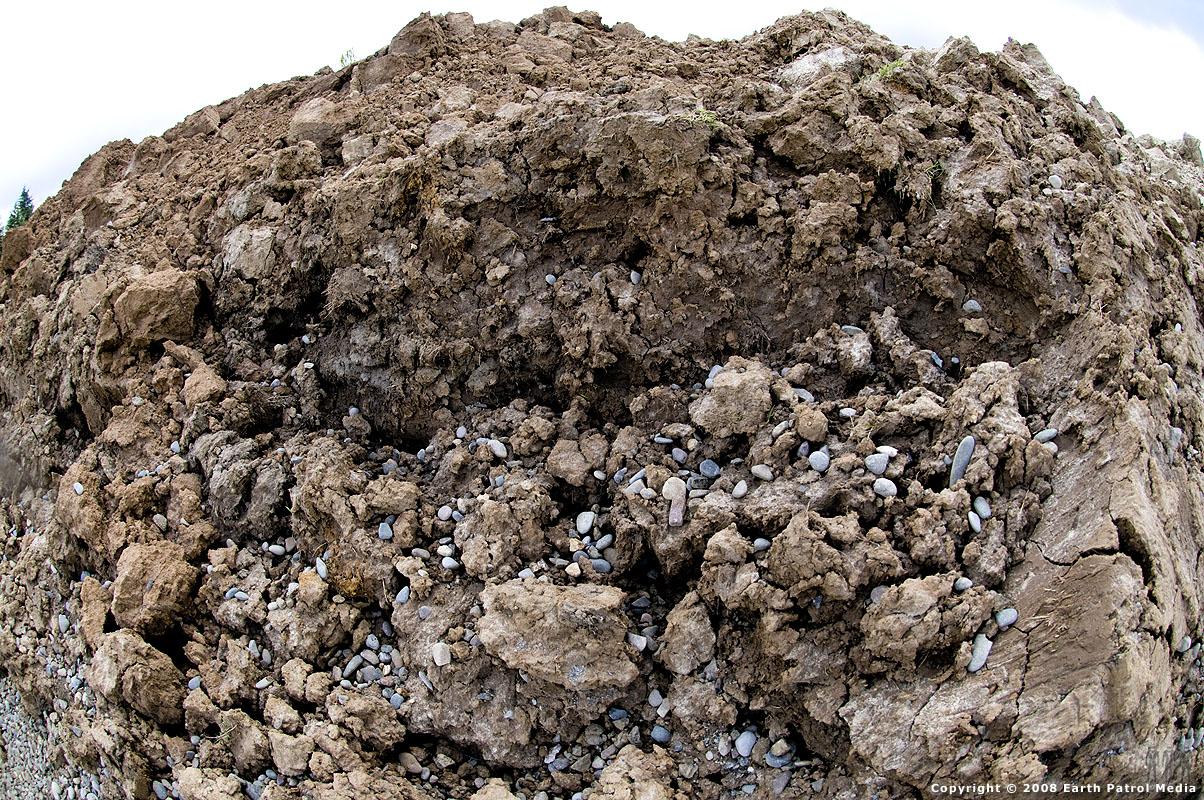 Dirt Pile @ Gabriel Park