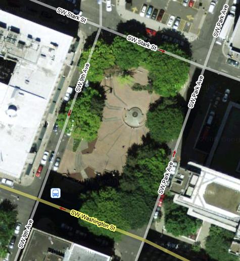 Paranoid Park - Satellite View