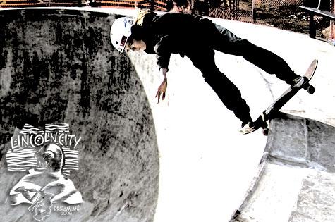 Sky - RnR Board Slide @ Lincoln City