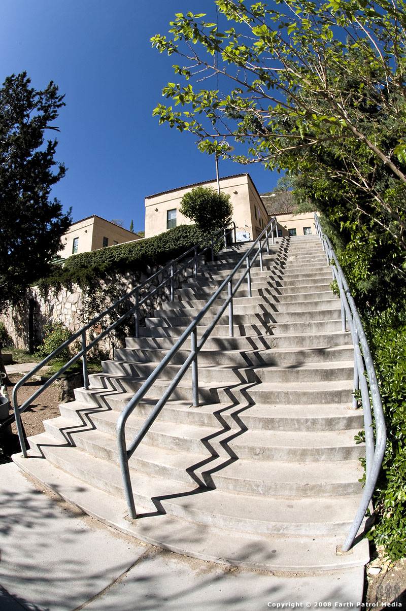 27 Stair in Jerome, AZ