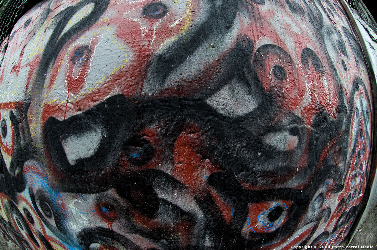 Abstract Paint @ Burnside