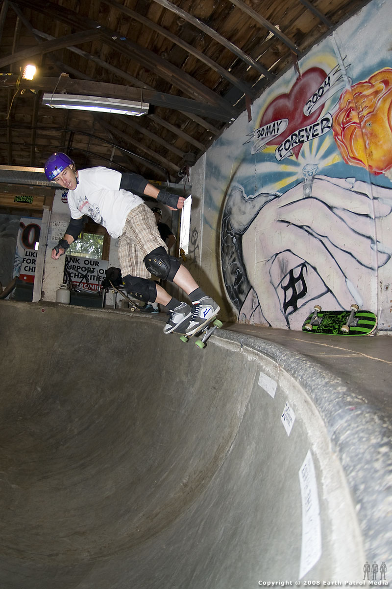 Dave - BS 50-50 @ Tobins