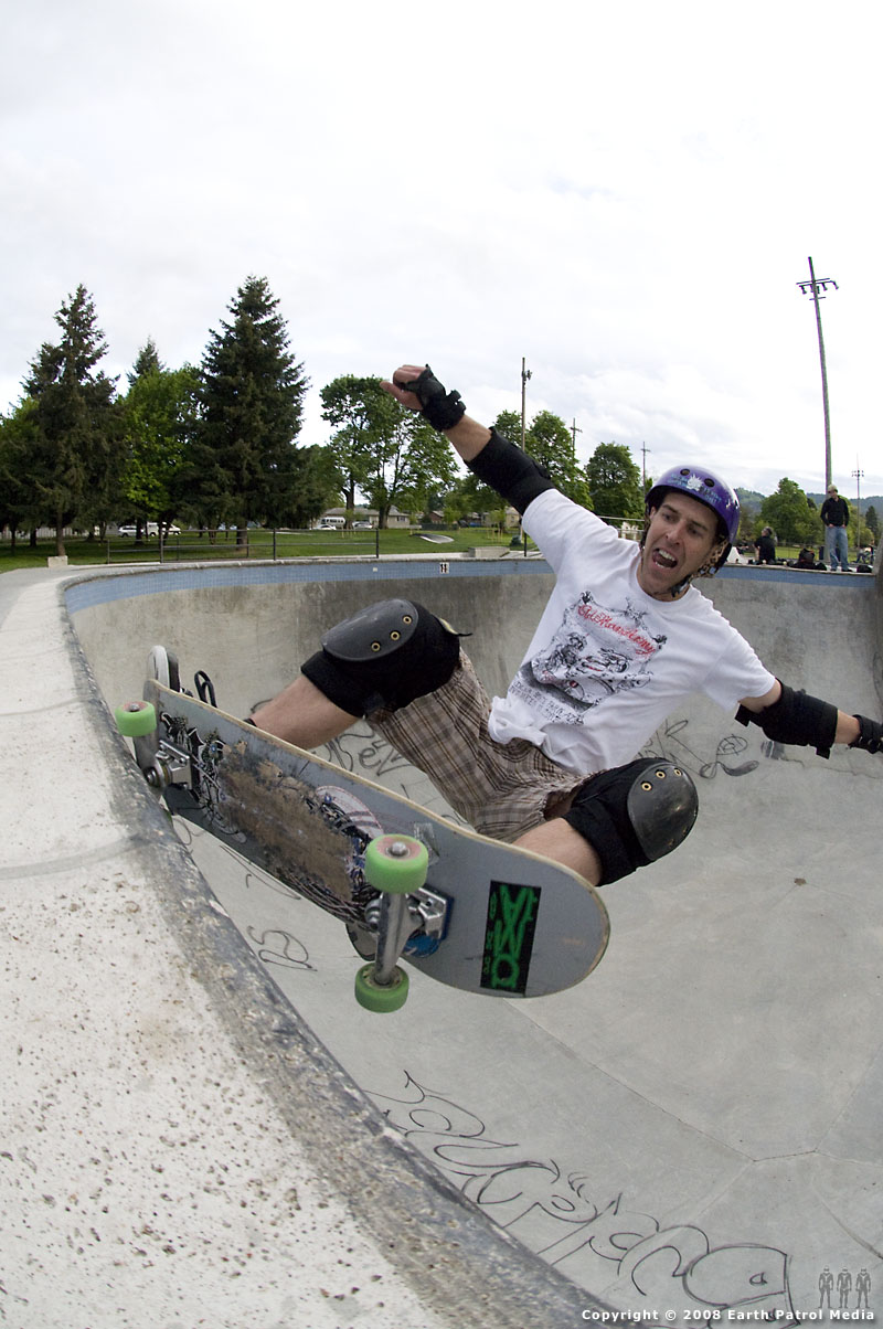 Dave - FS Grind @ Pier Park