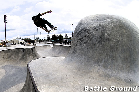 Johnny Turgesen - Hip to Hood @ Battle Ground