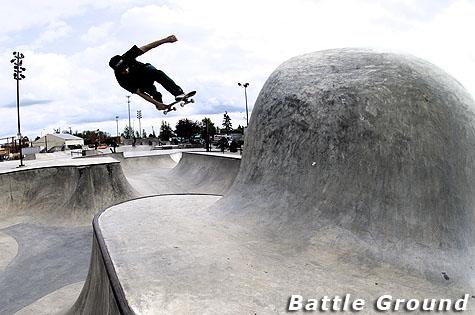 Johnny Turgesen - Hip to Hood @ Battle Ground