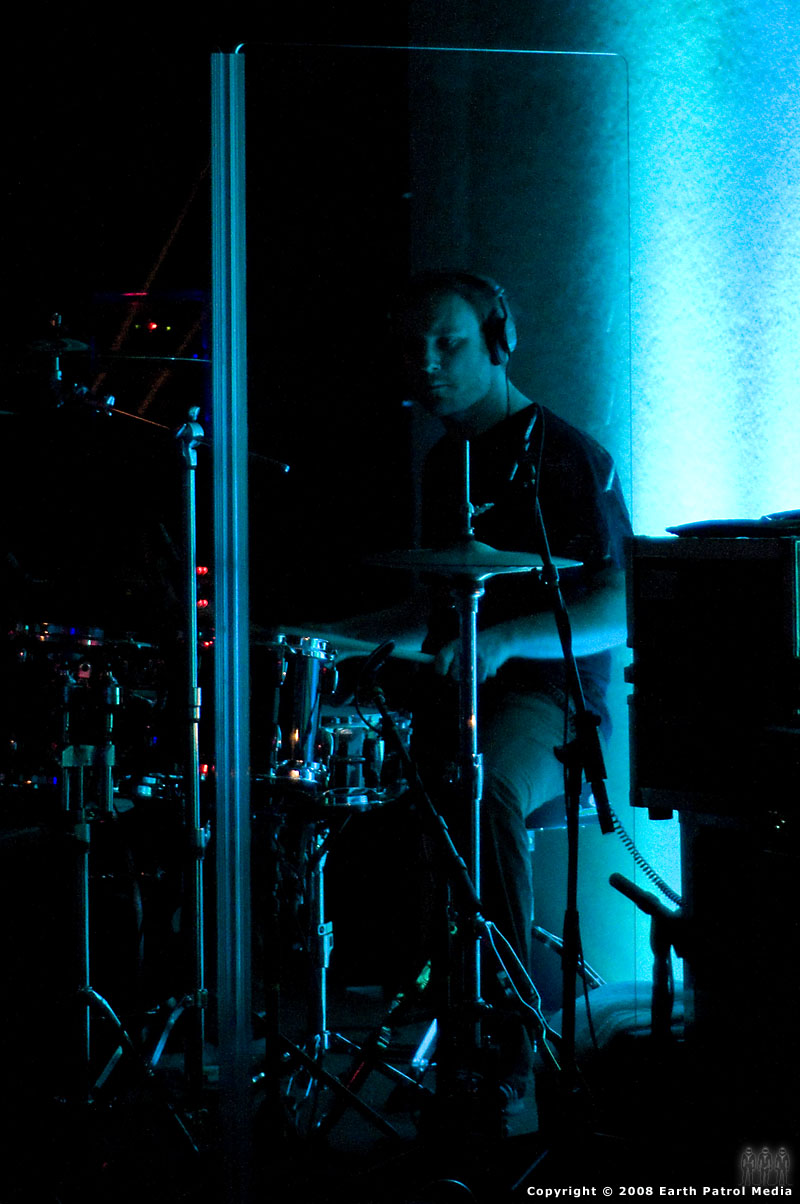 M83 - Loic Maurin @ Doug Fir, Portland, Oregon