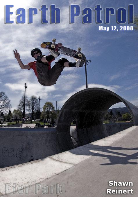 Monday Cover Vol. 2 Issue 26 - Shawn Reinert