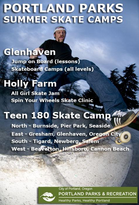 2008 Portland Skate Camps