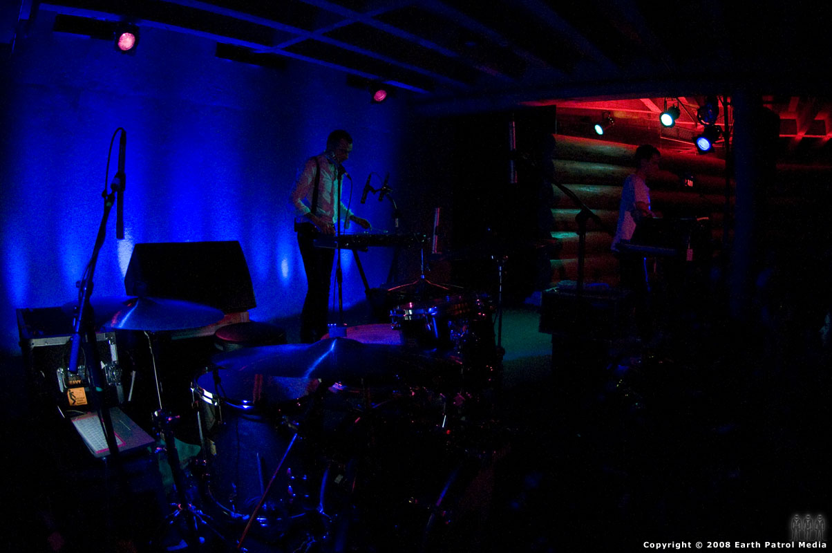 The Presets - Dark Stage @ Doug Fir, Portland, Oregon