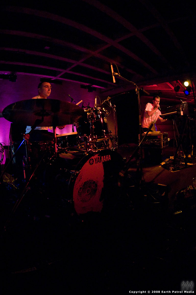 The Presets - Julian Hamilton, Kim Moyes @ Doug Fir, Portland, Oregon
