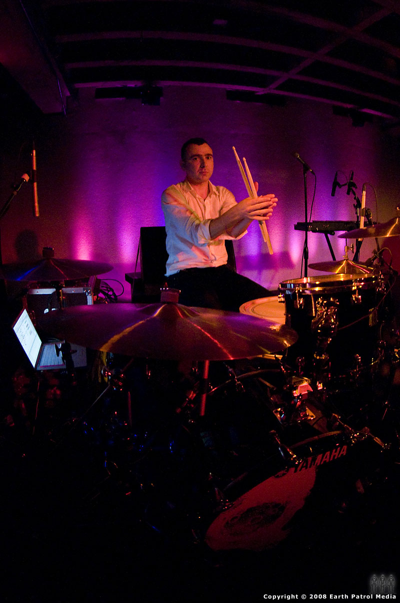 The Presets - Kim Moyes @ Doug Fir, Portland, Oregon