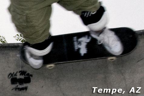 Tempe, Arizona Skatepark