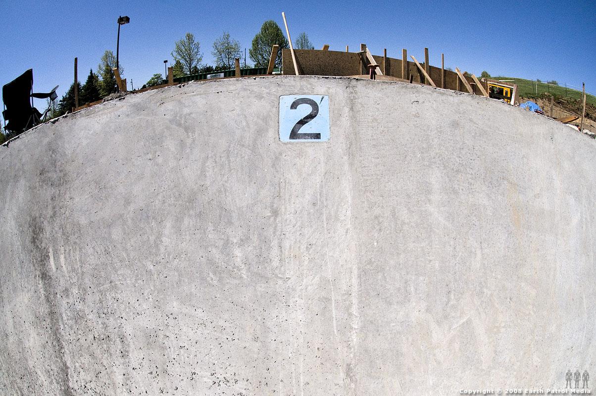 Two Bowl Marker @ Gabriel Park