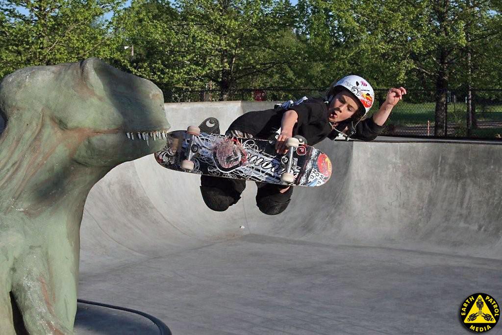 Jake - BS Air T-Rex @ Tigard