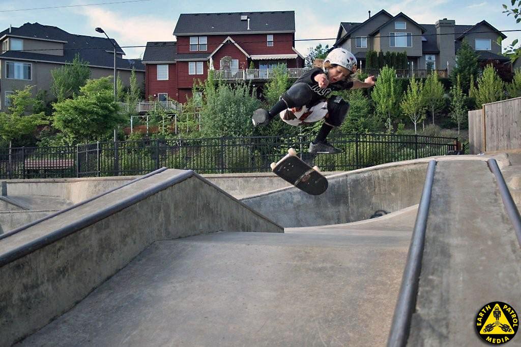 Jake - Board Flip @ West Linn