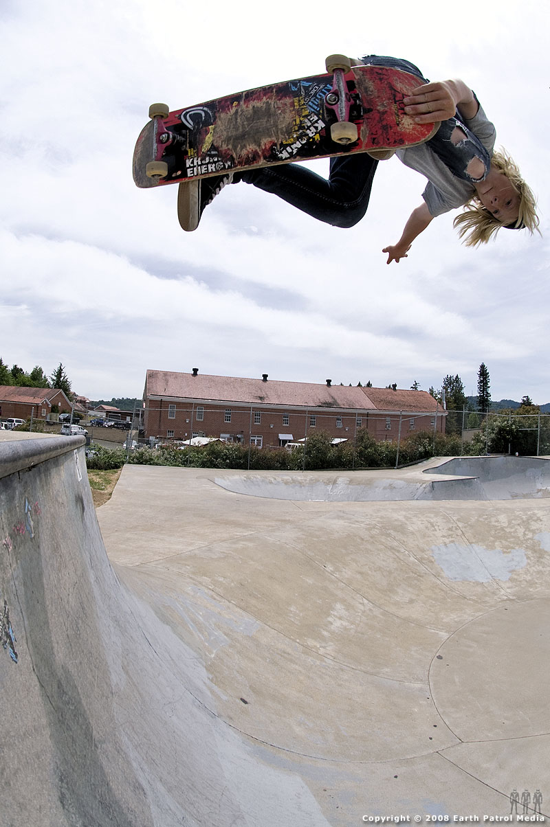 Christian - BS Air @ Roseburg