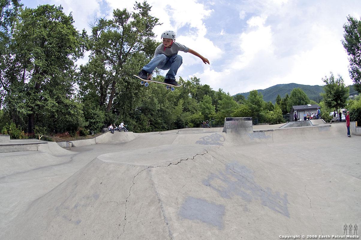 Kane - Air over Pyramid @ Ashland