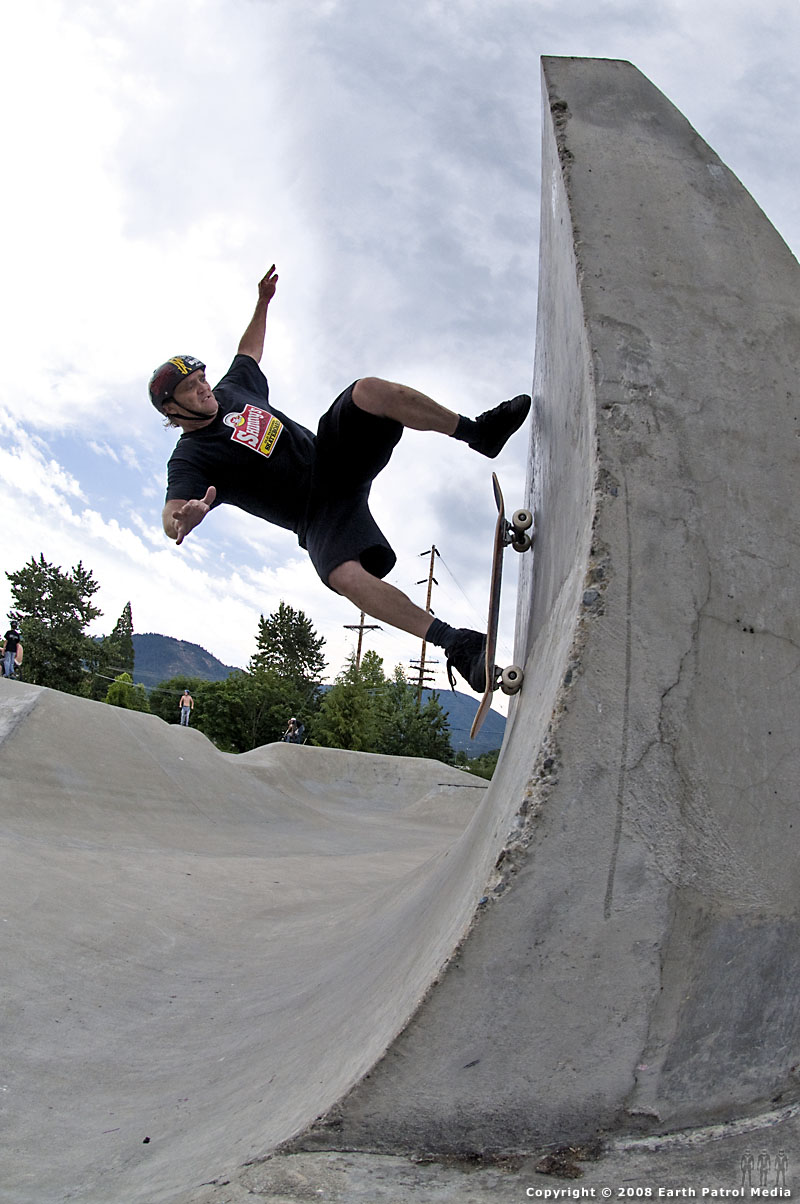 Larry - Fakie Step Off @ Grants Pass