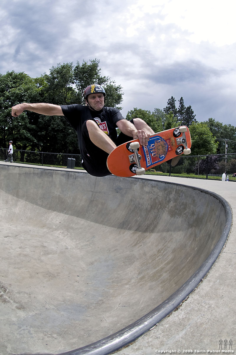 Larry - FS Air @ Grants Pass