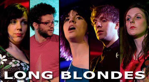 The Long Blondes - Doug Fir Lounge, Portland, Oregon