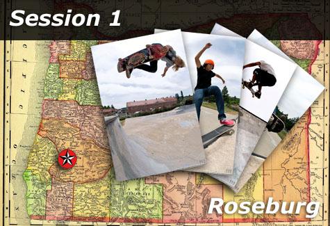 Roseburg Skatepark