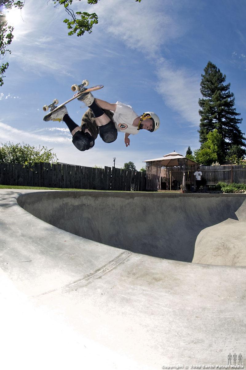Shawn - BS Air @ Matt's Bowl