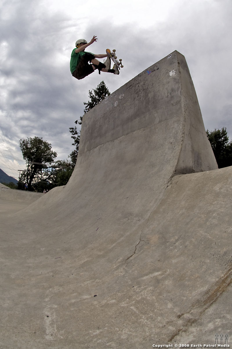 Shawn - FS Air @ Grants Pass