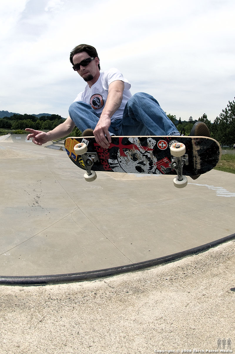 Shawn - FS Air @ Roseburg