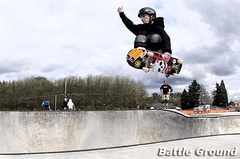 Shawn - Hip to Pocket @ Battle Ground