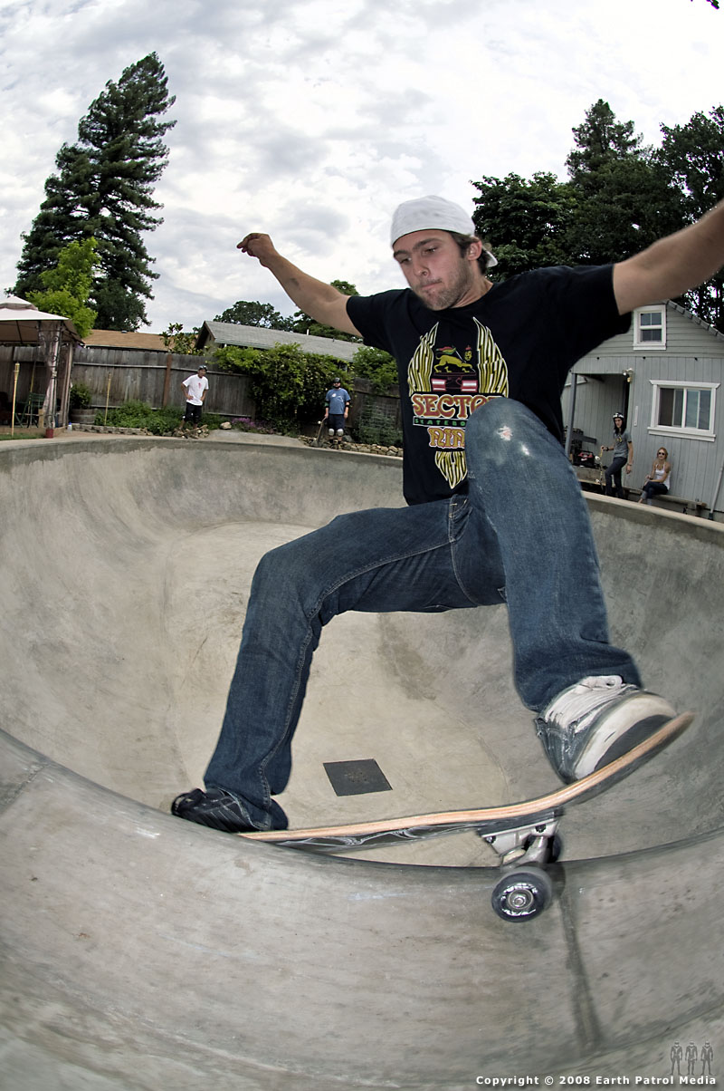 Steev - FS Smith @ Matt's Bowl