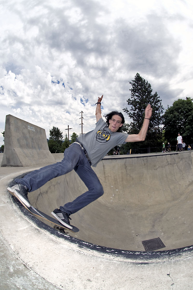 Tyler - FS Tail @ Grants Pass