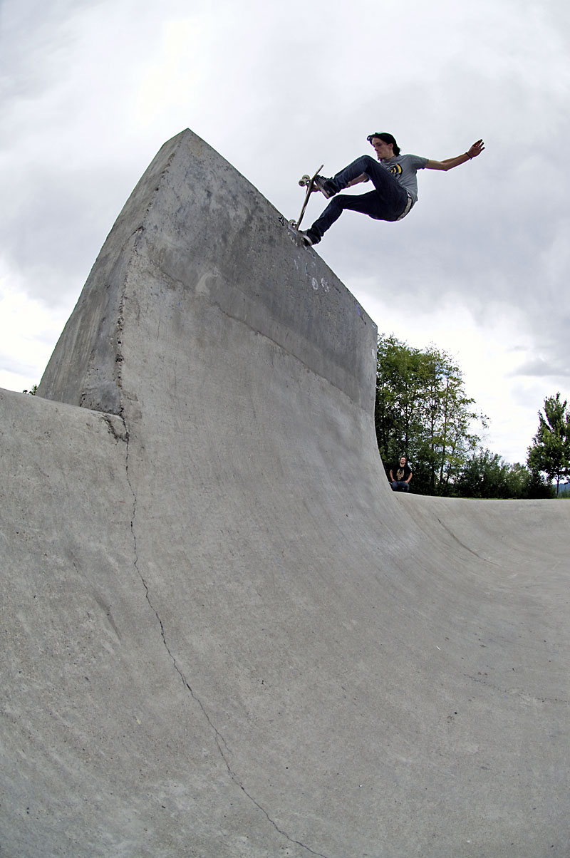 Tyler - Heelamonster @ Grants Pass