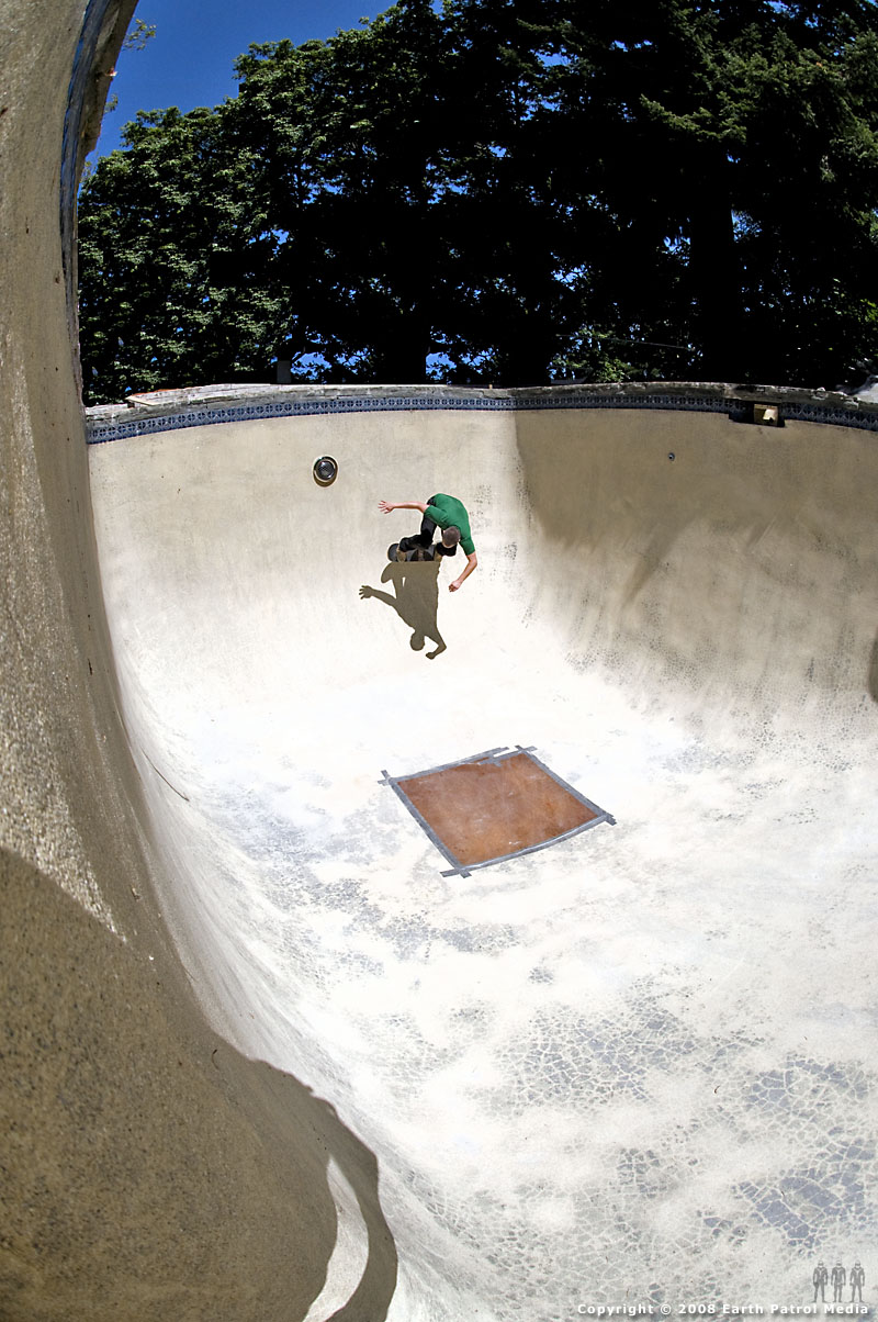 Ben - Facewall @ Sand Bowl