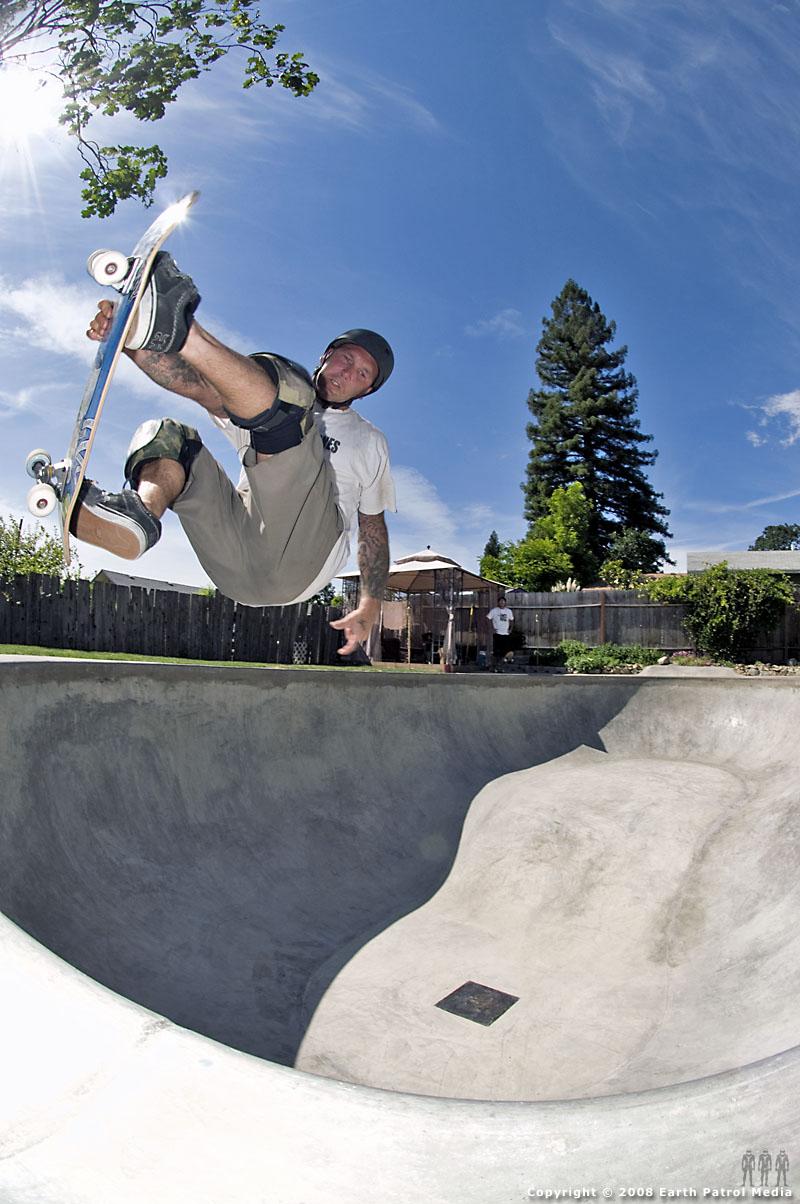 Matt - FS Air @ Matt's Bowl