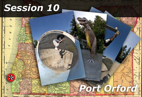Port Orford Skatepark