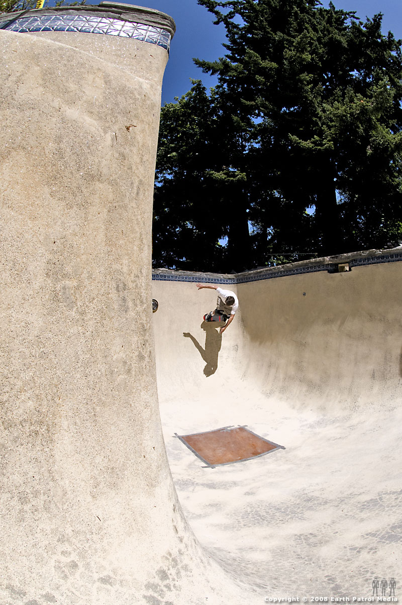 Randy - Face Wall @ Sand Bowl