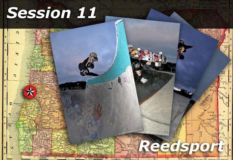 Reedsport Skatepark