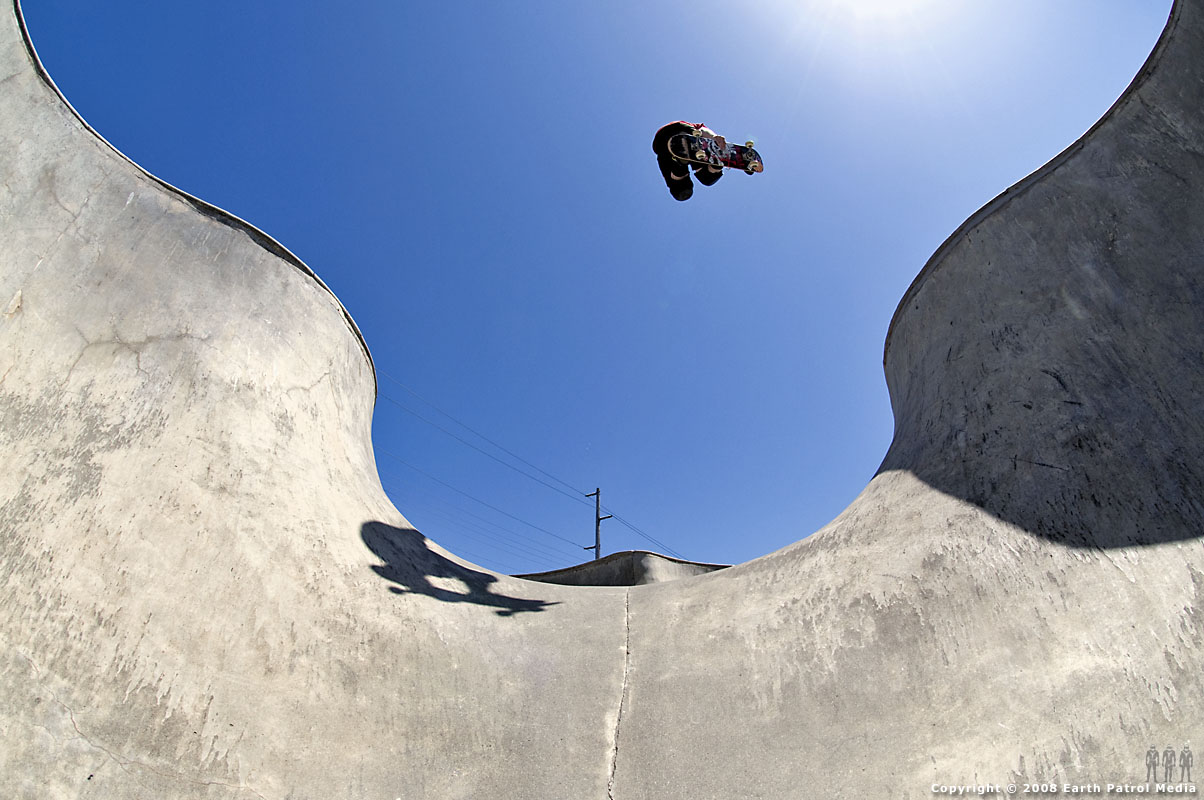 Shawn - BS Air over Gap @ Brookings