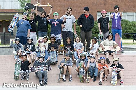 Glenhaven Skate Campers