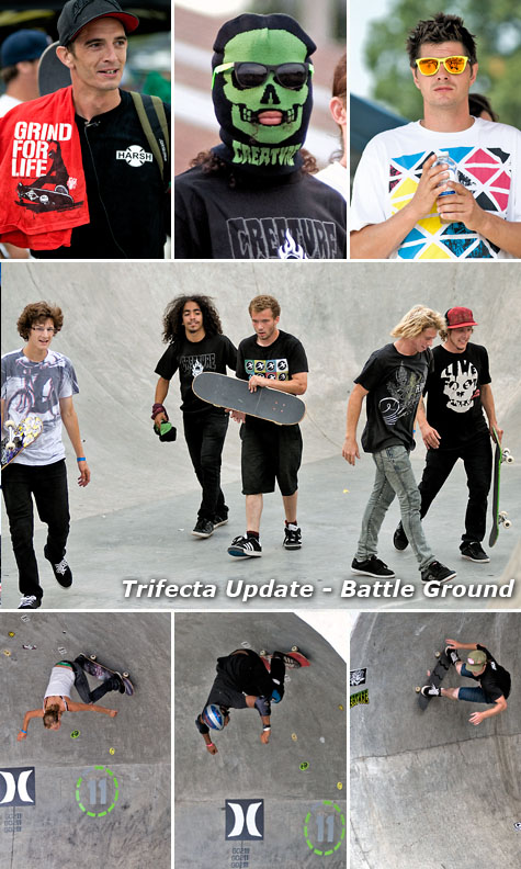 Trifecta Update - Battle Ground